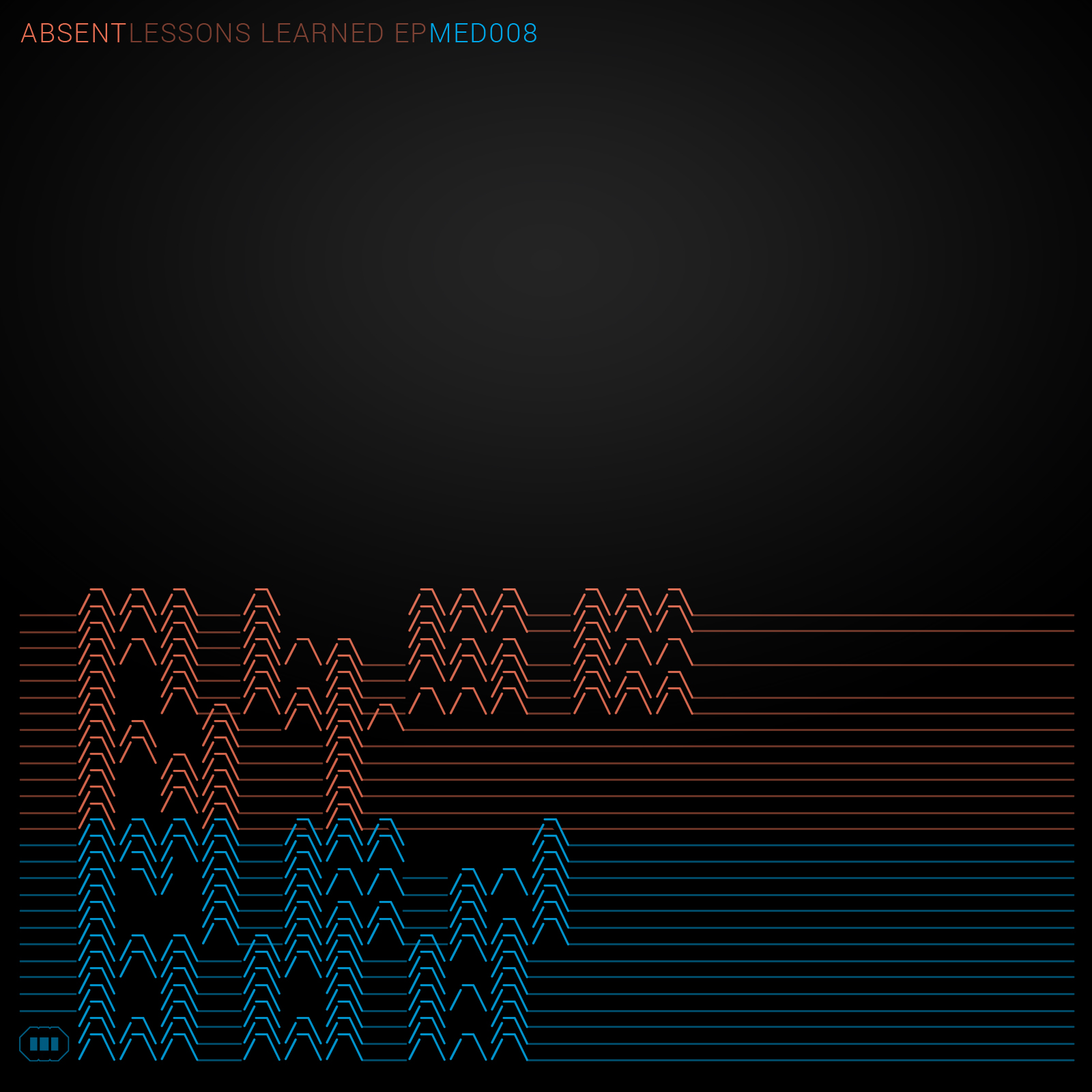 Absent_Lessons Learned EP_Modular Expansion records_MED008